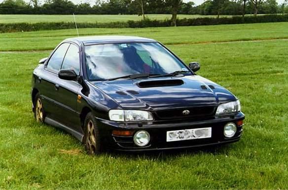 Steve S Eta Tauri Site The Unofficial Subaru Impreza