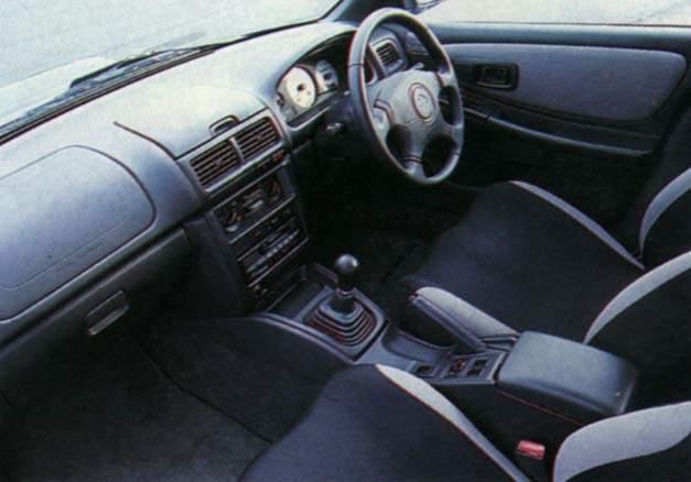 Eta Tauri Site Impreza Reference Road Cars My98