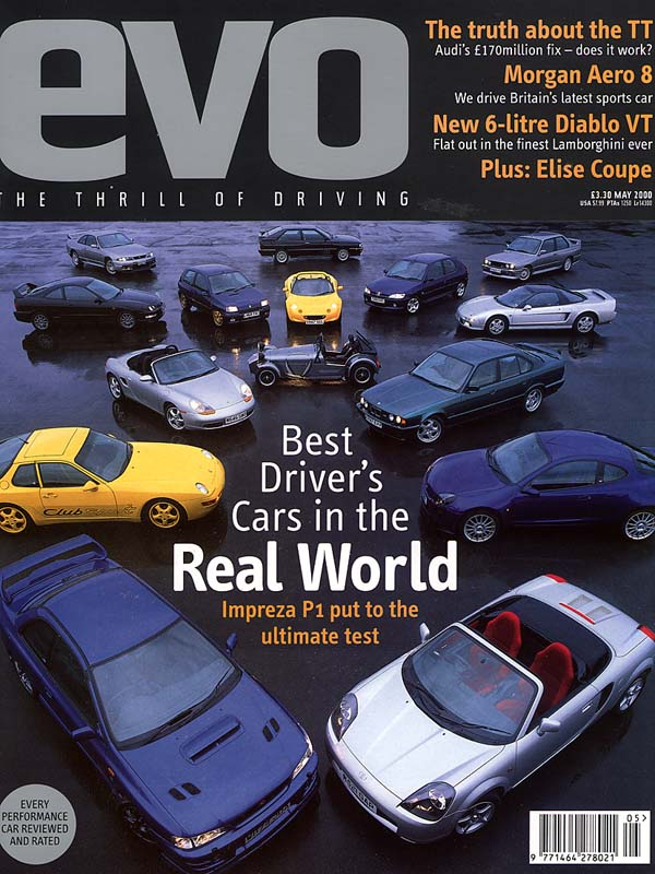 Eta tauri site impreza reference road cars prodrive p1