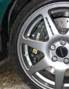 AP Racing 6 pot calipers