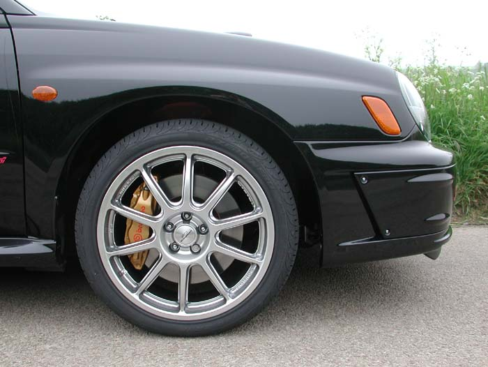 Opinions On Caliper Color The Acura Legend Amp Acura Rl Forum