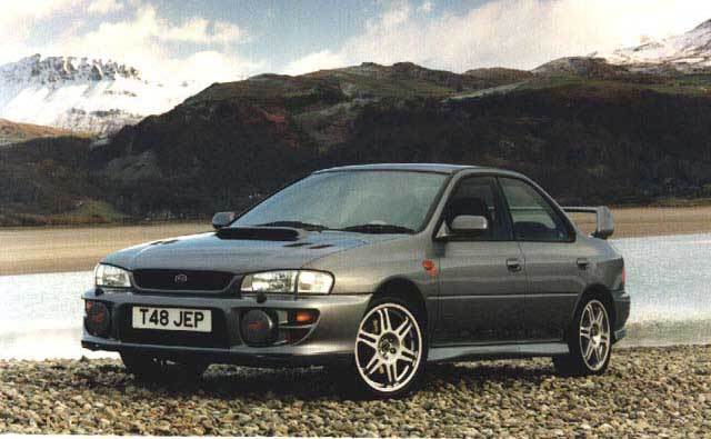 Eta Tauri Site Impreza Reference Road Cars My99